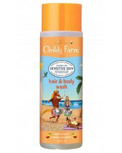 Childs farm hair & body wash watermelon & organic pineapple 250ml