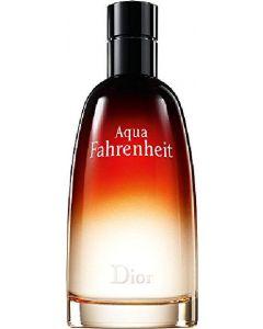 Christian Dior eau de toilette aqua fahrenheit 125ml