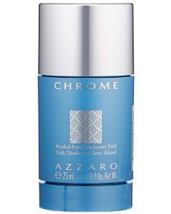 Chrome azzaro alcohol-free deodorant stick 75ml