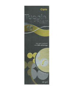 Cipla tugain foam 10 hair gain treatment with HLK advantage 60g