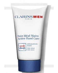 Clarins paris men soin idéal mains active hand care 75ml