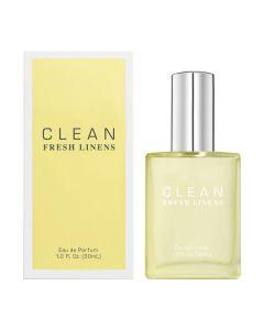 Clean eau de parfum fresh linens 30ml