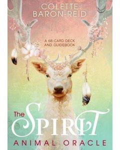 Colette baron-reid the spirit animal oracle 68 card