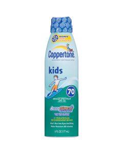 Coppertone kids sunscreen continuous spray SPF70 177ml