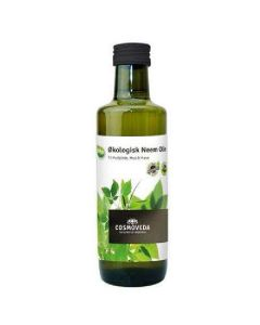 Cosmoveda økologisk neem olie til hudpleje hus & have 100ml