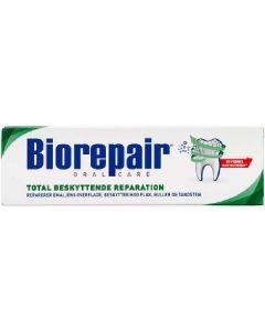 Coswell biorepair oral care tandpasta uden fluor 75ml