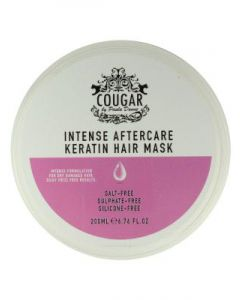 Cougar by paula dunne intense aftercare keratin hair mask 200ml