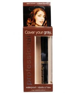 Cover your gray professional touch-ups waterproof dark brown 1,7g