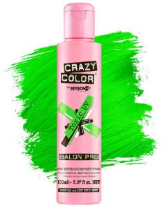 Crazy color by renbow aemi-permanent hair color cream toxic UV no. 79 100ml