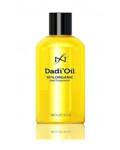 Dadi oil 95% certified organic nail & skin treatment 180ml