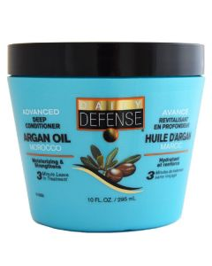 Daily defense 3 minute leave in treatment advanced deep conditioner argan oil morocco 295ml