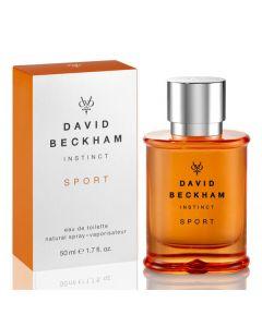 David beckham eau de toilette instinct sport 50ml