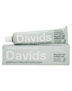 Davids premium natural toothpaste 149g