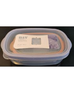Day useful everyday storage boxes 3 stk.