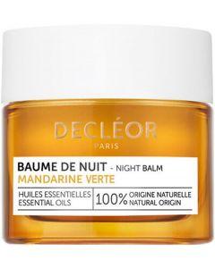 Decléor paris night balm green mandarin 15ml