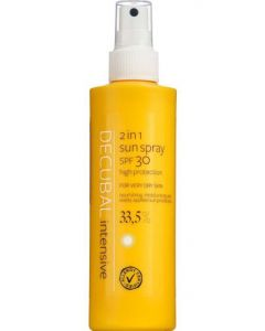 Decubal intensive 2 in 1 sun spray SPF30 high protection 200ml (Dato)