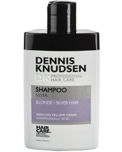 Dennis knudsen silver shampoo blonde/silver hair 300ml