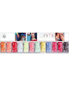 Depend cosmetic game on nail polish art. nr. 50013 12 x 5ml