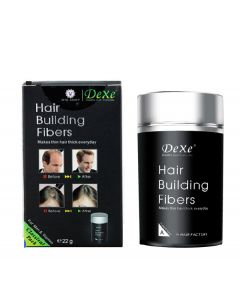 Dexe group hair building fibers no. 1 black 22g