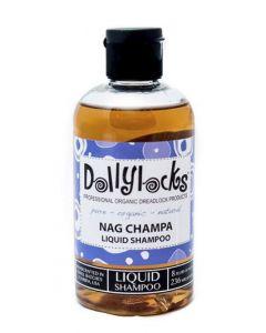 Dollylocks nag champa liquid shampoo 236ml