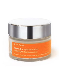 Dr. Eve ryouth vitamin c hyaluronic acid hydrabright day moisturiser 50ml