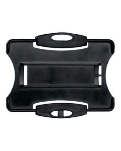 Durable name badges card holder 10 stk. black 8918-01