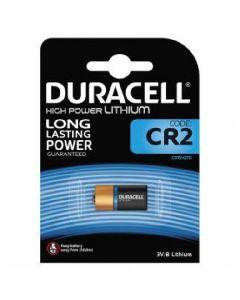 Duracell high power lithium CR2 batteri 3V/B
