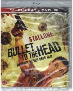Blu-Ray Bullet to the Head