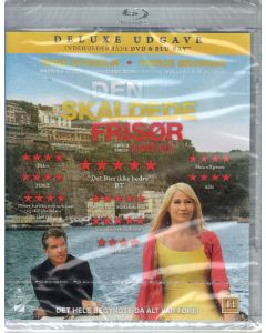 """Blu-Ray Den Skaldede Frisør """"Deluxe Udgave"""""""