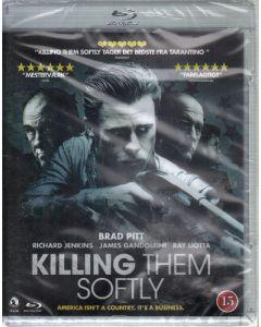 Blu-Ray Killing Them Softly