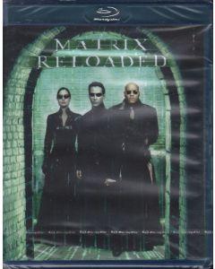 Blu-Ray Matrix Reloaded