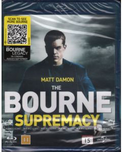 Blu-Ray The Bourne 2 - Supremacy