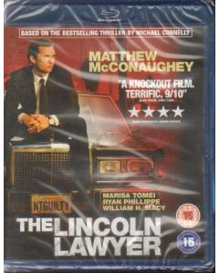 Blu-Ray The Lincoln Lawyer
