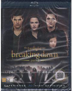Blu-Ray The Twillight Saga - Breaking Dawn 2