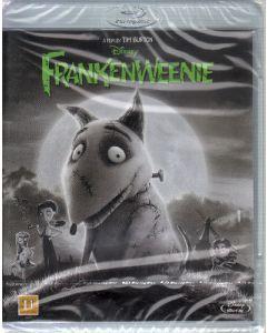 Blu-Ray Frankenweenie (Walt Disney)
