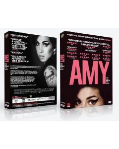 Dvd Amy - The Girl Behind the Name