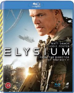Blu-Ray Elysium