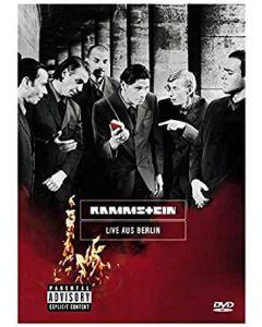 Dvd rammstein - live aus berlin