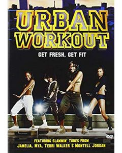 Dvd urban workout get fresh get fit