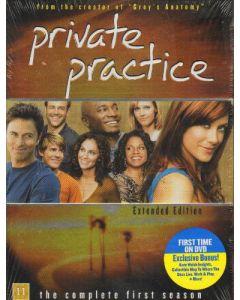Dvdbox Private Practice - Sæson 1