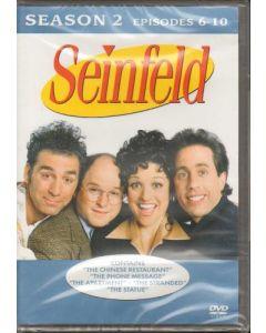Dvdbox Seinfeld - Sæson 2 (Asnit 6-10)