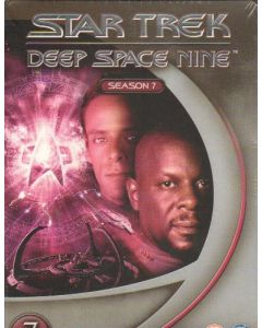 Dvdbox Star Trek Deep Space Nine - Sæson 7