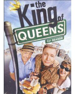 Dvdbox The King of Queens - Sæson 1
