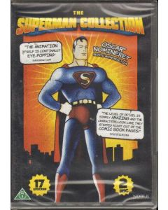 Dvdbox The Superman Collection (17 Afsnit)