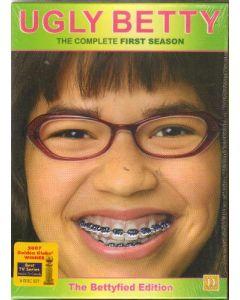 Dvdbox Ugly Betty - Sæson 1