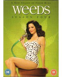 Dvdbox Weeds - Sæson 4