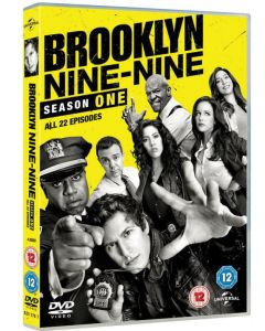 Dvdbox brooklyn nine-nine - sæson 1