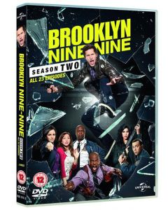 Dvdbox brooklyn nine-nine - sæson 2