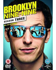Dvdbox brooklyn nine-nine - sæson 3