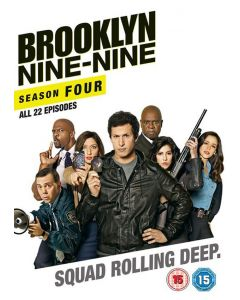 Dvdbox brooklyn nine-nine - sæson 4